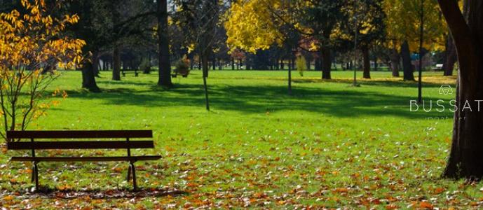 Promenade au Parc de Parilly